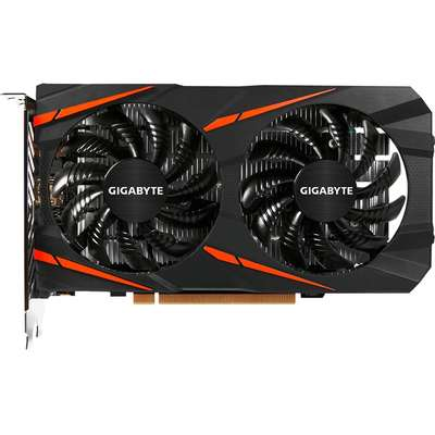 Placa Video Gigabyte RX 550 GAMING OC 2GB DDR5 128-bit