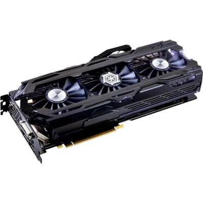 Placa Video Inno3D GeForce GTX 1080 Ti iChill X4 Ultra 11GB DDR5X 352-bit