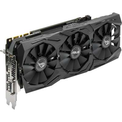 Placa Video Asus GeForce GTX 1080 Ti STRIX GAMING 11GB DDR5X 352-bit