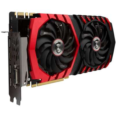 Placa Video MSI GeForce GTX 1080 GAMING X+ 11Gbps 8GB DDR5X 256-bit