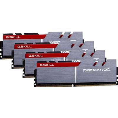 Memorie G.Skill Trident Z Series DDR4 32GB 3200 MHz CL15 Quad Channel
