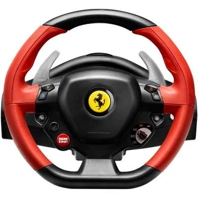 Volan THRUSTMASTER Ferrari 458 Spider Racing Wheel pentru Xbox One