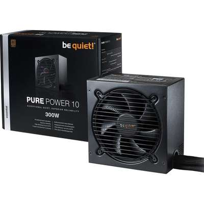 Sursa be quiet! Pure Power 10, 80+ Bronze, 300W