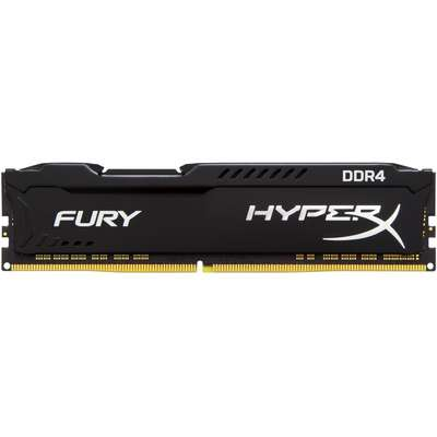 Memorie HyperX Fury Black 16GB DDR4 2666MHz CL16 1.2v