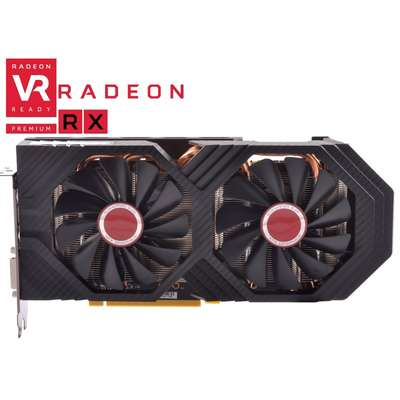 Placa Video XFX Radeon RX 580 GTS XXX Edition 4GB DDR5 256-bit