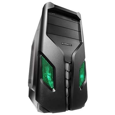 Carcasa Raidmax EXO Black-Green