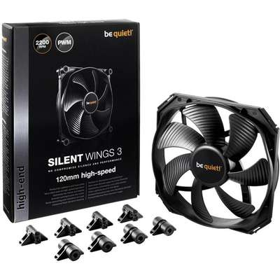 be quiet! Silent Wings 3 120mm 2200RPM PWM