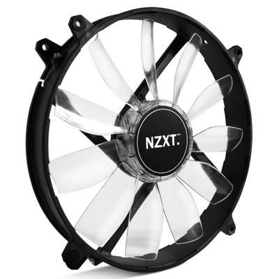 NZXT FZ Green LED 200mm