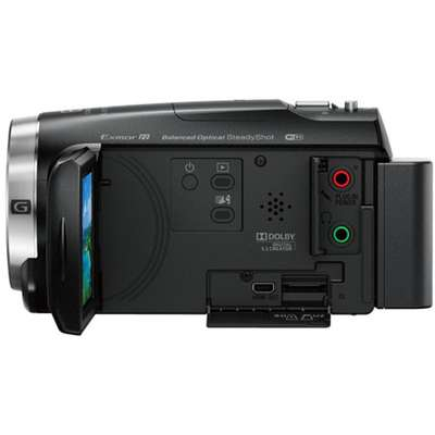Camera video VIDEO CAMERA SONY CX625 BLACK