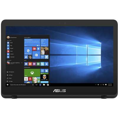 "Laptop Asus 13.3"" ZenBook Flip UX360UAK, FHD IPS Touch, Procesor Intel Core i7-7500U (4M Cache, up to 3.50 GHz), 8GB, 256GB SSD, GMA HD 620, Win 10 Home, Gray"