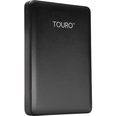 Hard Disk Extern HGST Touro Mobile 1TB 2.5 inch USB 3.0 black
