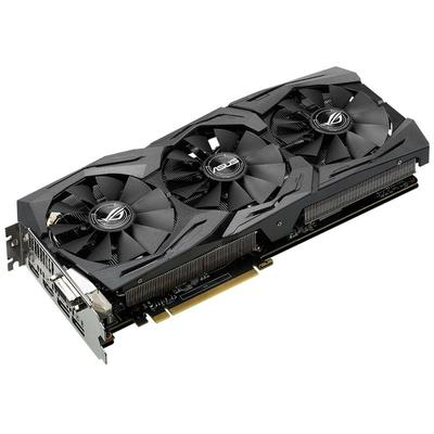 Placa Video Asus Radeon RX 480 STRIX GAMING O8G 8GB DDR5 256-bit