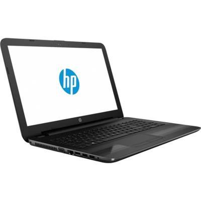 Laptop HP 15.6 250 G5, HD, Procesor Intel Celeron Dual Core N3060 (2M Cache, up to 2.48 GHz), 4GB, 128GB SSD, GMA HD 400, FreeDos, 3-cell, Black