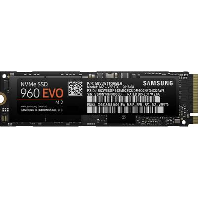 SSD Samsung 960 EVO Series 500GB PCI Express x4 M.2 2280