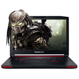 Gaming 17.3 Predator G9-793, FHD IPS, Procesor Intel Core i7-7700HQ (6M Cache, up to 3.80 GHz), 16GB DDR4, 256GB SSD, GeForce GTX 1070 8GB, Linux, Black