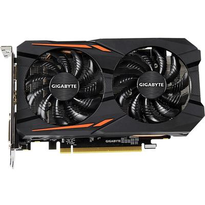 Placa Video Gigabyte Radeon RX 560 Gaming OC 4GB DDR5 128-bit