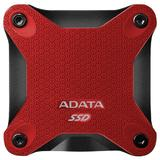 SSD ADATA SD600 512GB USB 3.1 Red
