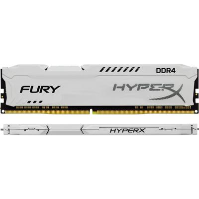 Memorie HyperX Fury White 16GB DDR4 2666MHz CL16 1.2v Dual Channel Kit