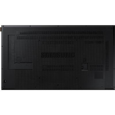 Monitor Monitor LED Samsung LFD LH55UEDPLGC 55 inch 8 ms Black