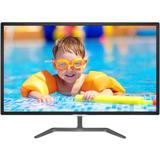 Monitor Philips 323E7QDAB/00 31.5 inch 5 ms Black
