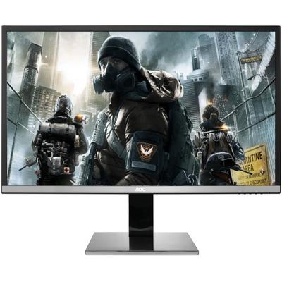 Monitor AOC Gaming U3277PWQU 31.5 inch 4K 4 ms Black