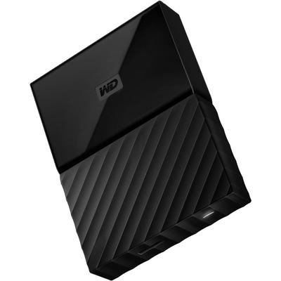Hard Disk Extern WD My Passport New 4TB Black USB 3.0