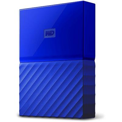 Hard Disk Extern WD My Passport New 4TB Blue USB 3.0