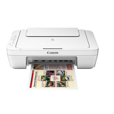 Multifunctionala Canon Pixma MG3051 White, InkJet, Color, Format A4, WiFi