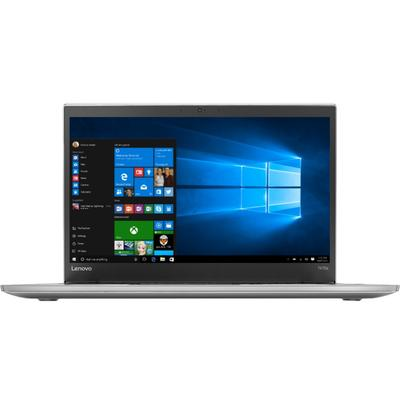 Laptop Lenovo 14 ThinkPad T470s, FHD IPS Touch, Procesor Intel Core i7-7600U (4M Cache, up to 3.90 GHz), 16GB DDR4, 512GB SSD, GMA HD 620, 4G LTE, FingerPrint Reader, Win 10 Pro, Silver