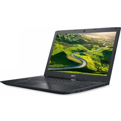 Laptop Acer 15.6 Aspire E5-575G, FHD, Procesor Intel Core i5-7200U (3M Cache, up to 3.10 GHz), 4GB DDR4, 1TB, GeForce 940MX 2GB, Linux, Black