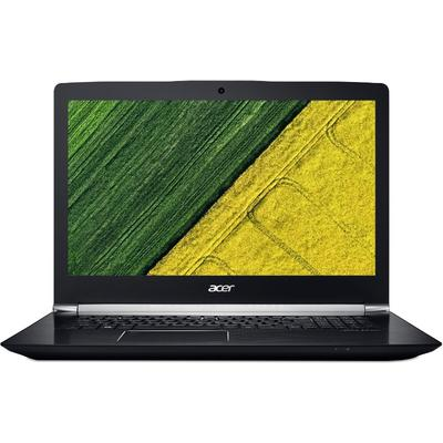 Laptop Acer Gaming 17.3 Aspire Nitro VN7-793G, FHD IPS, Procesor Intel Core i7-7700HQ (6M Cache, up to 3.80 GHz), 16GB DDR4, 512GB SSD, GeForce GTX 1050 Ti 4GB, Linux, Obsidian Black