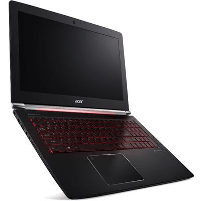 Laptop Acer Gaming 15.6 Aspire Nitro VN7-593G, FHD IPS, Procesor Intel Core i7-7700HQ (6M Cache, up to 3.80 GHz), 16GB DDR4, 1TB + 512GB SSD, GeForce GTX 1060 6GB, Linux, Obsidian Black