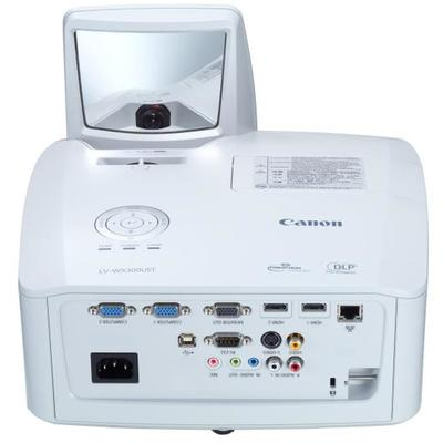 Videoproiector PROJECTOR CANON LV-WX300UST WHITE