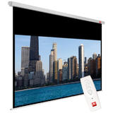 Ecran de proiectie Avtek Video Electric 240 (projection area 235x176cm; 4:3; Matt-White; black borders)