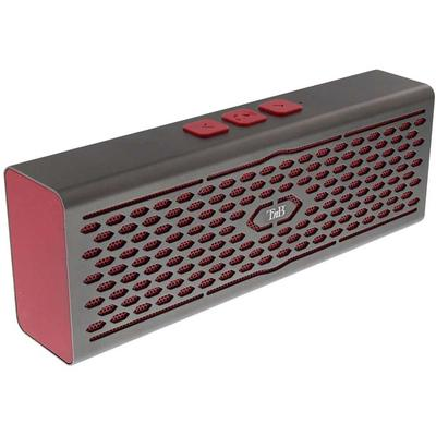 Boxe TnB VINTAGE BLUETOOTH SPEAKER 6W STEREO RED ALUMINIUM