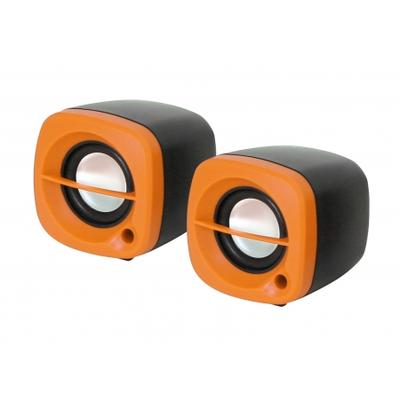 Boxe OMEGA SPEAKERS 2.0 OG-15 6W ORANGE USB