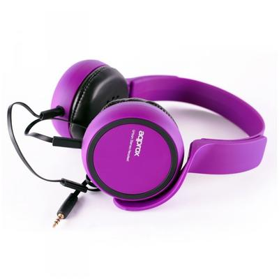 Casti APPROX URBAN STEREO HEADSET PURPLE