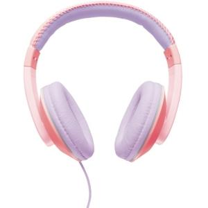 Casti TRUST SONIN KIDS HEADPHONE - PINK/PURPLE