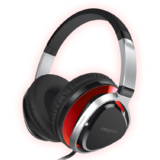Casti CREATIVE AURVANA LIVE!2 - Headset, Red