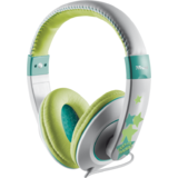 Casti TRUST SONIN KIDS HEADPHONE - GREY/GREEN