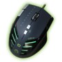 Mouse Approx KEEPOUT LASER GAMING MOUSE 6000DPI/ 9 BUT