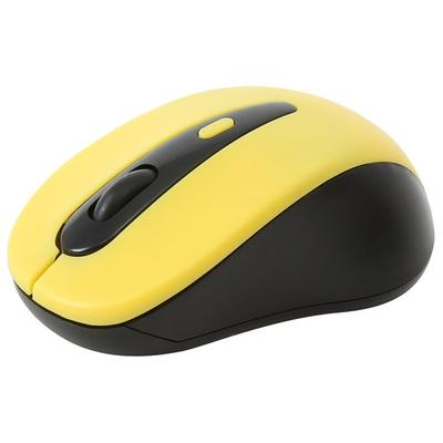 Mouse OMEGA MOUSE OM-416 WIRELESS 800-1200-1600DPI BLACK/YELLOW [43167