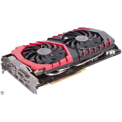 Placa Video VIDEO MSI PCI-E GTX 1080 GAMING 8GB