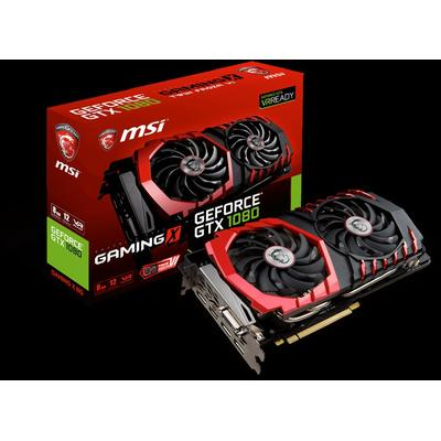 Placa Video VIDEO MSI PCI-E GTX 1080 GAMING8X