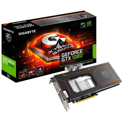 Placa Video Gigabyte VGA GB GTX1080 N1080XTREME WB-8GD
