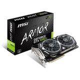 Placa Video VGA MSI GeForce GTX 1080 Ti ARMOR 11G OC