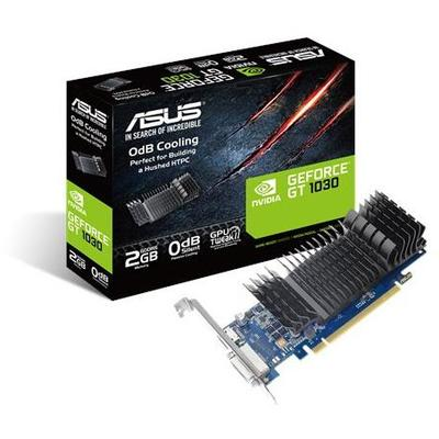 Placa Video Asus GeForce GT 1030 SL BRK 2GB DDR5 64-bit