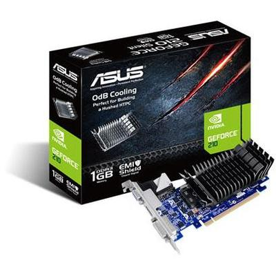 Placa Video Asus VGA AS 1GB EN210 SILENT/DI/1GD3/V2(LP)
