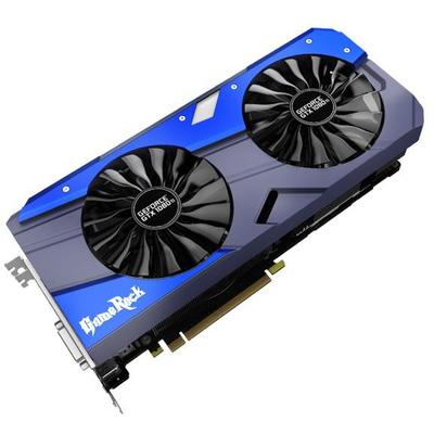 Placa Video VGA PALIT GTX 1080 TI GAMEROCK 11G