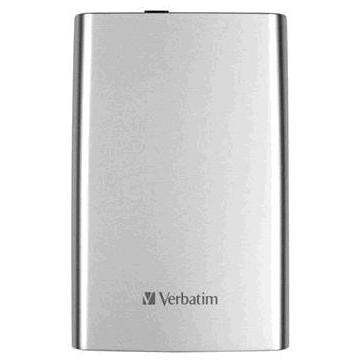 Hard Disk Extern Verbatim HDD Store and Go 2,5  2TB USB 3.0 SILVER